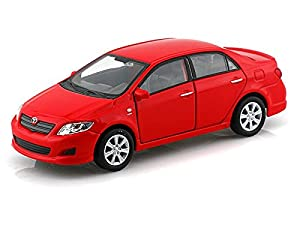 Amazoncom 2009 Toyota Corolla 138 Red Toys  Games
