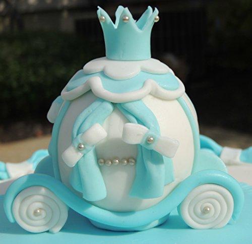 Pram Cake Topper - 9
