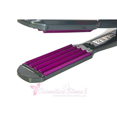 GPD Rizo 100 - Plancha de pelo Zig Zag Rizador y Protector Plancha Seda: Amazon.es: Salud y cuidado personal