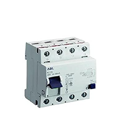 ABL Sursum FI-Schutzschalter RP4403 4p, 63A, 0,03A: Amazon.de ...