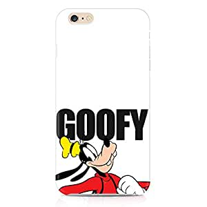 Loud Universe Goofy Dog iPhone 6 Case Classic Cartoon Goofy iPhone 6 Cover with 3d Wrap around Edges