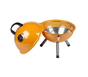 22658 Barbacoa mesa 30x46 cm BBQ COLLECTION agujeros tapa de ventilación