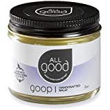 All Good Goop Organic Calendula Ointment - Chafing Cream, Blister Prevention, Dry Skin Relief Salve, Scar Treatment, Chapped