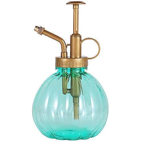 ❤SU&YU❤350ML Plant Flower Watering Pot Spray Bottle Garden Mister Sprayer Hairdressing (Green)