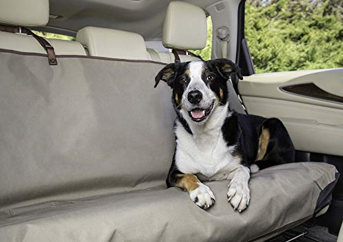 PetSafe Solvit Seat Covers - Bench, Bucket and Hammock Styles - Fits Cars, Trucks, Minivans and SUVs