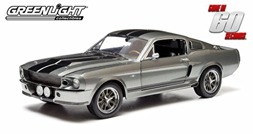 Greenlight Gone in 60 Seconds (2000) 1967 Ford Mustang Eleanor Vehicle (1:18 Scale)