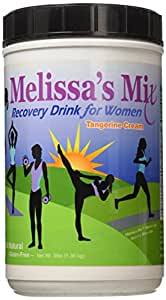 Melissa's Mix Recovery Drink for Women 3 lbs-Tangerine Cream