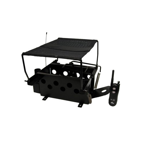 D.T. Systems Remote Bird Launcher 500 Series for Quail and Pigeon Sized Birds with Transmitter Included by D.T. Systems
