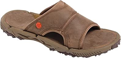 612846c44097 Image Unavailable. Image not available for. Color  Moszkito Viper Slide - arch  support sandal ...