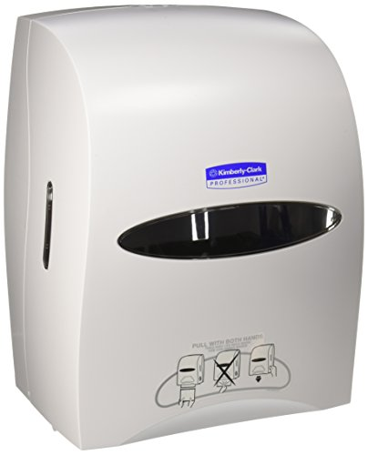 KIMBERLY-CLARK PROFESSIONAL WINDOWS SANITOUCH Roll Towel Dispenser KCC - Professional Clark Windows Kimberly