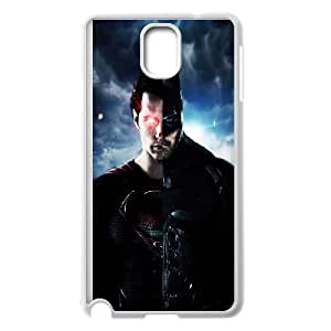Batman Superman Mashup Samsung Galaxy Note 3 Cell Phone Case White Protect your phone BVS_691219