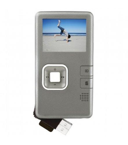 Creative Labs Vado VF0570APS Pocket Video Camera Mesh Pouch (Silver)