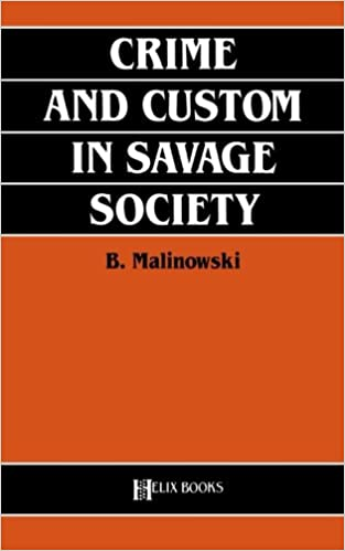 Crime and custom in savage society bronislaw malinowski crime and custom in savage society bronislaw malinowski 9780822602101 amazon books fandeluxe Image collections