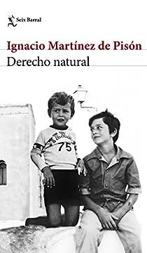 Derecho natural par Martínez de Pisón