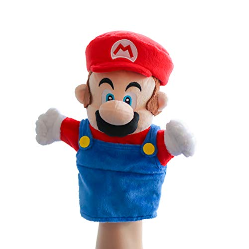Hashtag Collectibles Super Mario Puppet (Super Mario) ()