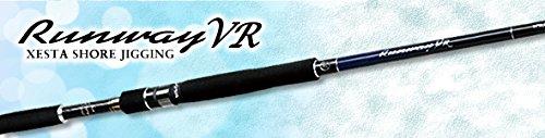 ゼスタ(XESTA) ショアジギングロッド ランウェイVR 11Hの商品画像