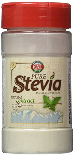 Kal Pure Stevia Extract Powder, 3.5 oz by Kal