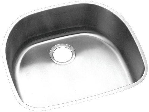 le Bowl Undermount Stainless Steel Kitchen Sink ()