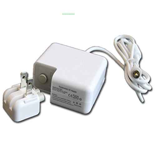 Ledona For Apple Ibook Powerbook G3/G4 45W Power Adapter A1036 W/ Cord Charger