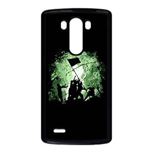 LG G3 Cell Phone Case Black Small Victory JNR2158631