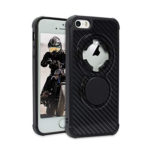 s/SE] Slim Magnetic Protective Case - Carbon Black ()