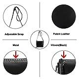 seOSTO Medium Crossbody Bags for Women, Shoulder