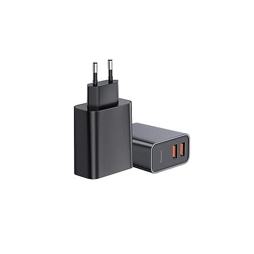 Cargador de pared, Dkings más rápido cargador USB cargador ...
