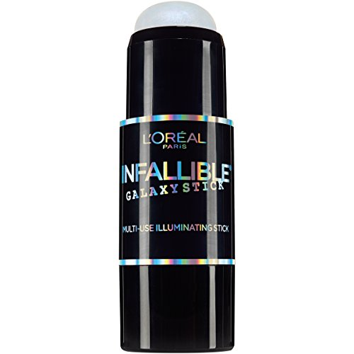 L'Oreal Paris Cosmetics Infallible Galaxy Stick, Astro Blue, 0.24 Ounce -
