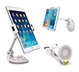 Grip Tight iPad Suction Cup Holder Fits