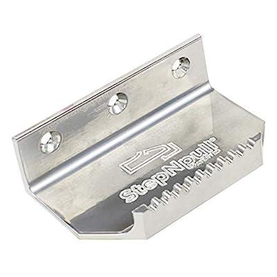 StepNPull (Silver) - Hands Free Door Opener - 1-Piece by Step N' Pull