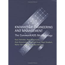 Knowledge Engineering and Management: The CommonKADS Methodology