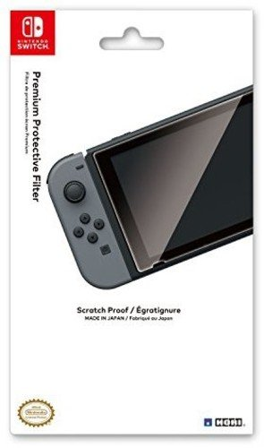 Hori Protector (HORI Officially Licensed Premium Protective Filter for Nintendo Switch)