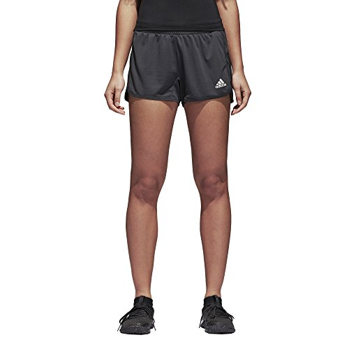 adidas Designed 2 Move Knit Shorts, Carbon/Black, Medium