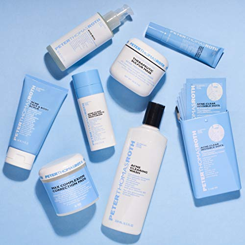 Peter Thomas Roth Acne Clearing Wash, Maximum-Strength Salicylic Acid Face Wash, Clears Up and Helps Prevent Breakouts