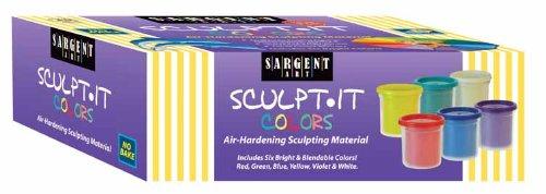 Sargent Art 22 2001 Sculpt Assortment