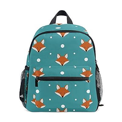 cheap LORVIES Cute Foxes Mini Kids Backpack Pre-School Kindergarten Toddler  Bag 438f404f78