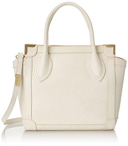 Foley + Corinna Framed Mini Shopper Top Handle Bag, Shell, One Size