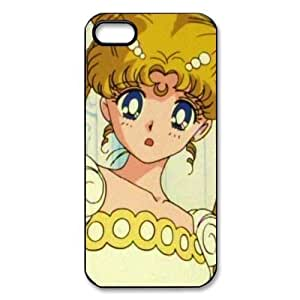 sailor moon Custom Printed Design Durable Case Cover for Iphone 5 5S