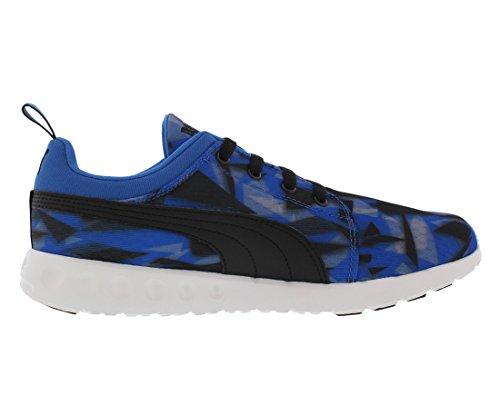 Puma Heren Carson Loopschoen Sterke Blauw / Zwart / Wit