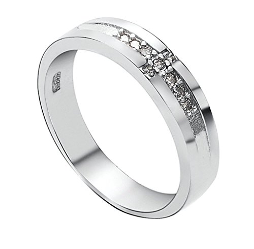 Daesar Silver Plated Womens Engagent