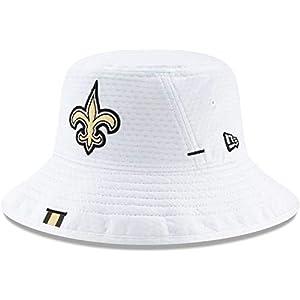NFL New Orleans Saints schwarz New Era STACK LOGO Shirt