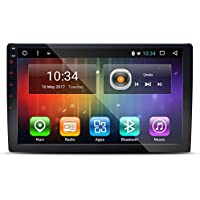 Eonon GA2163 Android 6.0 Marshmallow Car GPS Quad Core In Dash Radio Stereo 10.1 Inch 2 Din HD Digital Touchscreen