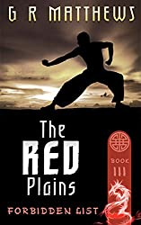 The Red Plains (The Forbidden List Book 3)