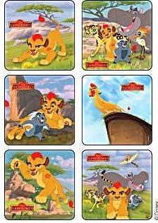 Amazon.com: Lion guard Disney pegatinas 45 unidades para ...