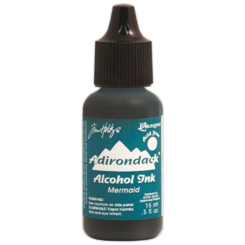 Ranger Adirondack Lights Alcohol Ink, 0.5-Ounce, - Pads Lights Adirondack