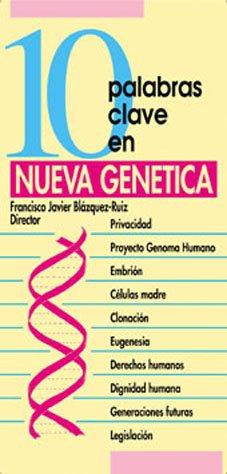 Descargar Libro 10 Palabras Clave En Nueva Genética Lidia Y Otros Feito Grande