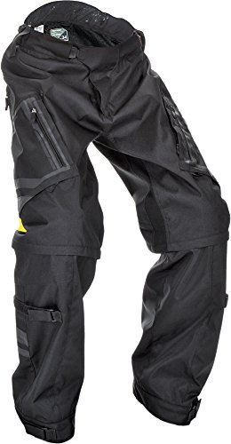 Fly Racing Unisex-Adult Patrol Pants Black Size 34
