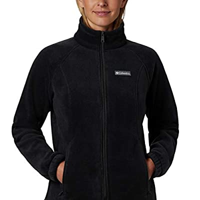 Columbia Women's Benton Springs Full Zip Jacket, Soft Fleece with Classic Fit at Women's Coats Shop