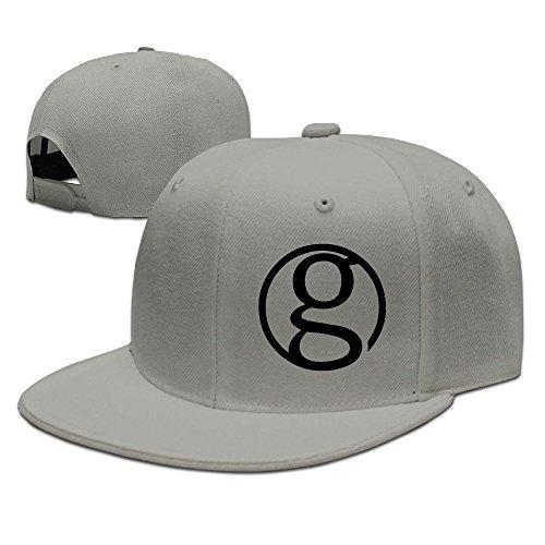 maneg-garth-brooks-unisex-fashion-cool-adjustable-snapback-baseball-cap-hat-one-size-ash