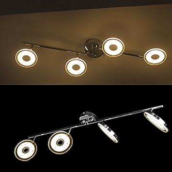 Hengda® 24w Led Deckenleuchte Modern Deckenlampe 2700k-3500k ... Moderne Wohnzimmer Deckenleuchten